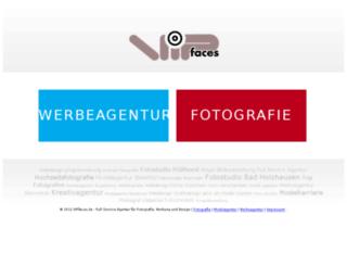 vipfaces.de screenshot