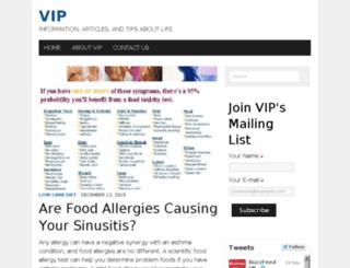 vipflashgames.com screenshot