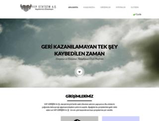 vipgirisim.com.tr screenshot