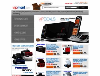 vipmart.com screenshot