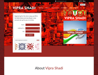 viprashadi.com screenshot