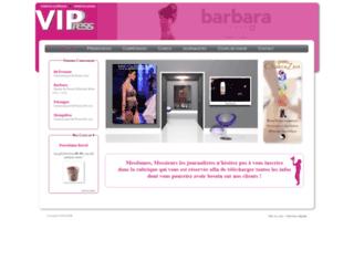 vipress.com screenshot