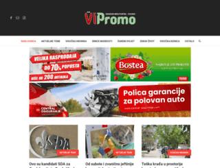 vipromo.ba screenshot