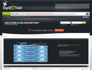 vipsatelit.com screenshot