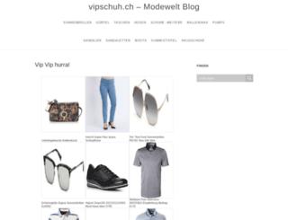 vipschuh.ch screenshot
