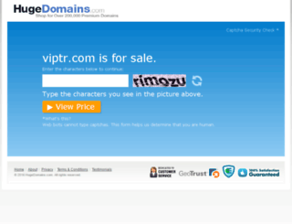 viptr.com screenshot