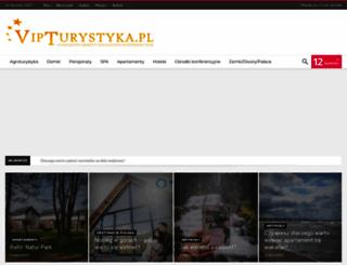 vipturystyka.pl screenshot