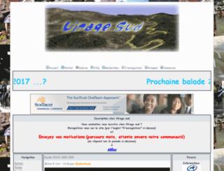 viragesud.easyforum.fr screenshot
