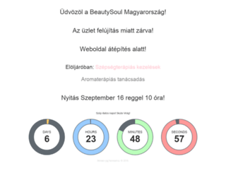 viragkozmetika.com screenshot