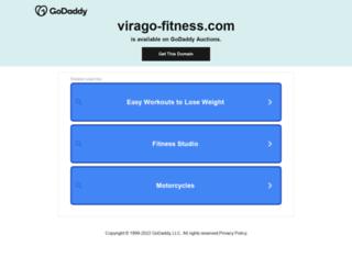 virago-fitness.com screenshot