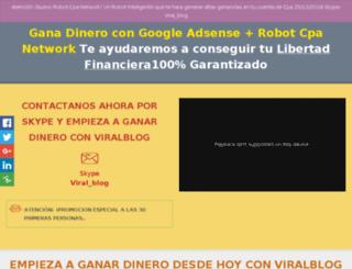 viralblog.com.es screenshot