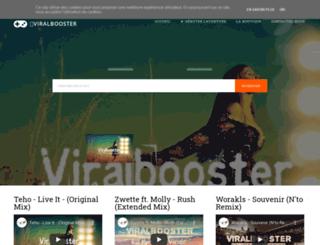 viralbooster.fr screenshot