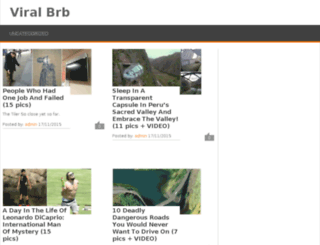 viralbrb.com screenshot