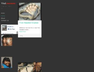 viralcomments.co screenshot