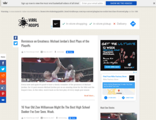 viralhoops.com screenshot