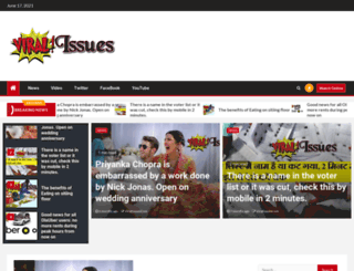 viralissues.com screenshot