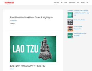 virallas.com screenshot
