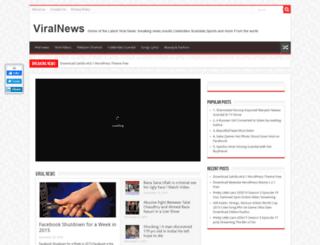 viralnews99.com screenshot