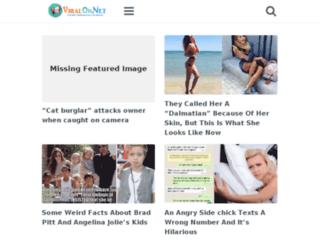 viralon.net screenshot