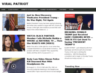 viralpatriot.com screenshot