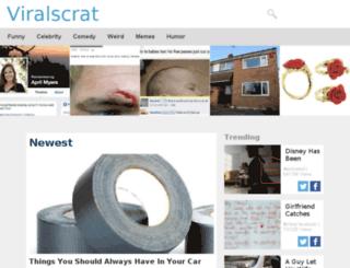 viralscrat.net screenshot