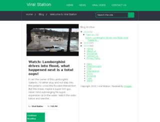 viralstation.net screenshot