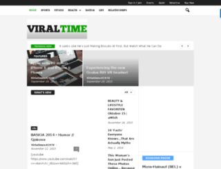 viraltime777.com screenshot