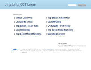 viraltoken0011.com screenshot