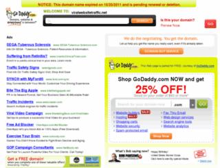 viralwebsitetraffic.net screenshot