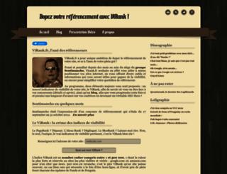 virank.fr screenshot