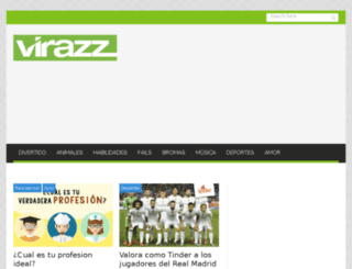 virazz.com screenshot