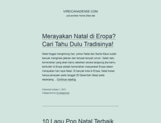 vireicanadense.com screenshot