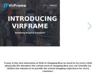 virframe.com screenshot