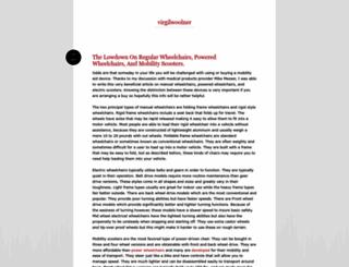virgilwoolner.wordpress.com screenshot
