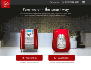 virgin-pure.com screenshot