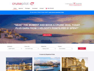virginaustralia.cruisepilot.com.au screenshot