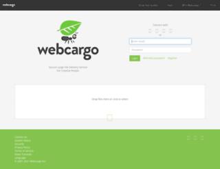 virginia1.webcargo.net screenshot