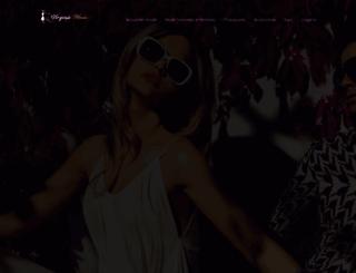 virginie-mode.fr screenshot