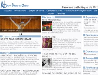 viroflay-catholique-yvelines.cef.fr screenshot