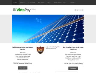 virtapay-market.weebly.com screenshot