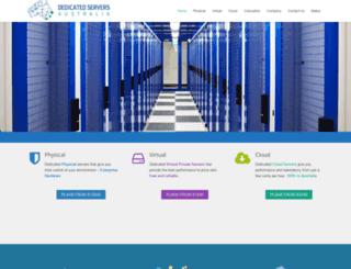 virtual-dc.com.au screenshot