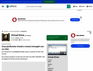 virtual-drive.softonic.it screenshot