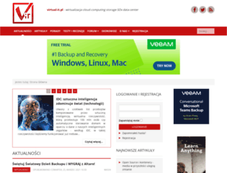 virtual-it.pl screenshot