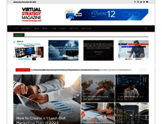 virtual-strategy.com screenshot