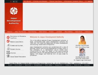 virtual.jaipurjda.org screenshot