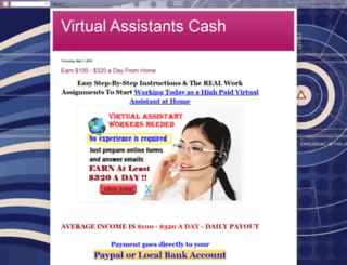 virtualassistant-jobsonline.blogspot.com screenshot