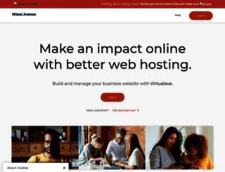 virtualave.net screenshot