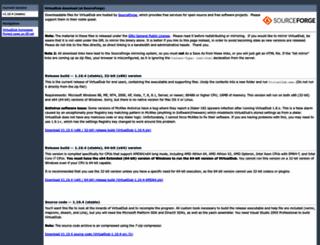 virtualdub.sourceforge.net screenshot
