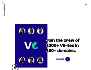 virtualemployee.co.in screenshot