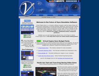 virtualengine2000.com screenshot